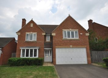 Thumbnail 4 bed detached house for sale in Cotswolds Way, Calvert, Buckingham