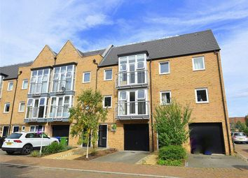 Thumbnail 4 bed town house for sale in Holly Blue Close, Little Paxton, St Neots, Cambridgeshire