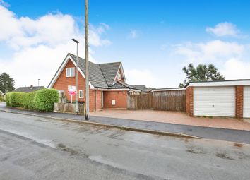 Thumbnail 4 bed detached house for sale in Hubbard Close, Wymondham