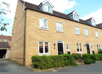 Thumbnail 4 bed town house to rent in Fulmen Close, Lincoln