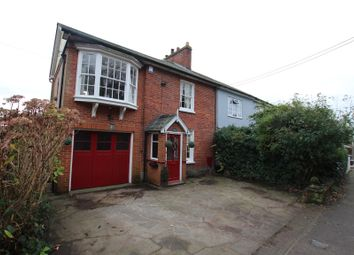 Thumbnail 3 bed semi-detached house for sale in Straight Road, Boxted, Colchester, Essex