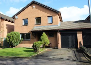 Thumbnail 4 bedroom detached house to rent in Whitelea Road, Kilmacolm, Inverclyde
