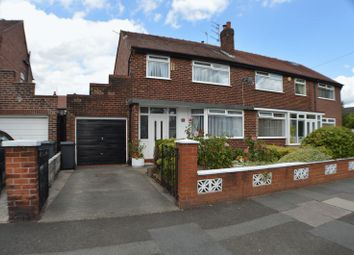 3 bed semi-detached house for sale in Windsor Road, Denton, Manchester M34