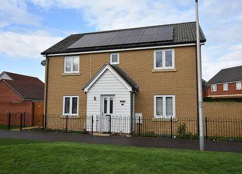 Thumbnail 4 bed detached house for sale in Trafalgar Road, Greenacres, Exeter