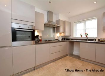 Thumbnail 3 bed semi-detached house for sale in 'the Rushton' Plot 18, Victoria Mills, Swinnow Road, Leeds, West Yorkshire