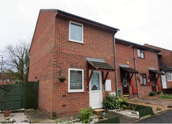 Thumbnail 2 bed end terrace house for sale in Broughton Close, Maybush, Southampton
