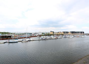 Thumbnail 4 bed end terrace house for sale in Pierhead View, Penarth