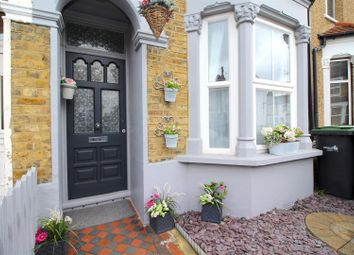 Thumbnail 3 bed terraced house for sale in Lopen Road, Edmonton