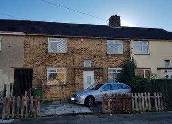 Thumbnail 3 bed terraced house for sale in 41 Caistor Drive, Grimsby, Lincolnshire