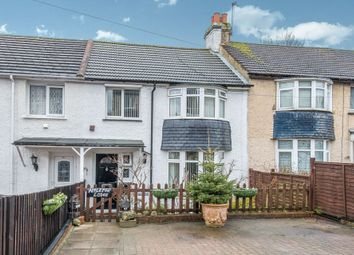 Thumbnail 3 bed terraced house for sale in Elm Avenue, Chatham