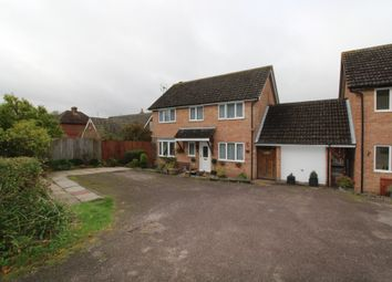 Thumbnail 4 bed detached house for sale in Loughton Road, Bradwell Village, Milton Keynes
