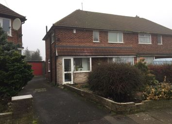 Thumbnail 3 bed semi-detached house for sale in Temple Meadows Road, West Bromwich