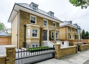 Thumbnail 5 bedroom detached house for sale in Albany Park Road, Kingston Upon Thames