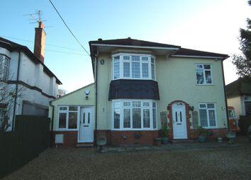Thumbnail 1 bedroom bungalow to rent in Harborough Road North, Kingsthorpe, Northampton