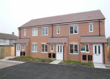 Thumbnail 2 bed town house to rent in 38 Aidans Close, Clay Lane, Doncaster