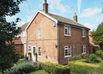 Thumbnail 4 bed cottage for sale in Stone Hill Cottage, Mill Lane, Normanton-On-Trent, Newark
