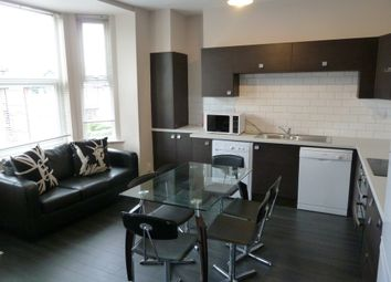 Thumbnail 10 bed flat to rent in Derby Road, Fallowfield, Manchester