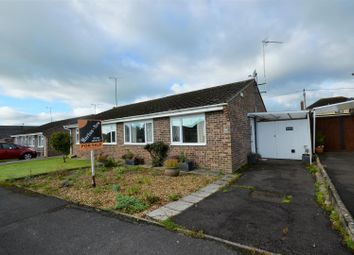 Thumbnail 2 bed semi-detached bungalow for sale in Cordery Gardens, Gillingham