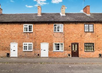 Thumbnail 2 bed terraced house for sale in Wilne Lane, Shardlow, Derby