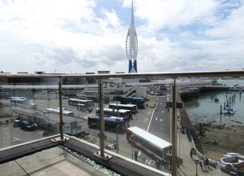 Thumbnail 2 bed flat to rent in Warrior House, The Hard, Portsmouth