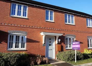 Thumbnail 3 bed terraced house for sale in Coronet Drive, Ibstock
