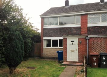 Thumbnail 3 bed semi-detached house to rent in Glenmore Avenue, Burntwood