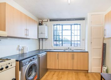 Thumbnail 3 bed flat to rent in Hook Road, Chessington