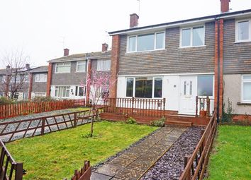 Thumbnail 3 bed terraced house for sale in Llandilo Close, Dinas Powys