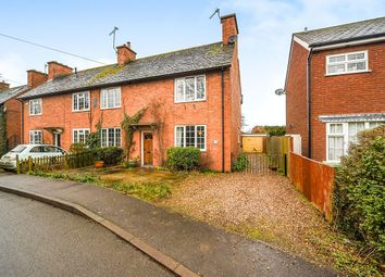 Thumbnail 4 bed semi-detached house for sale in Stretton Lane, Houghton-On-The-Hill, Leicester