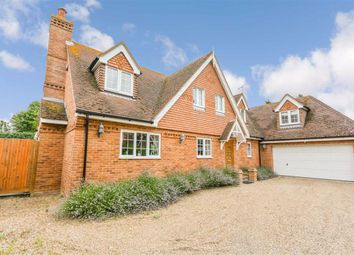 Thumbnail 6 bedroom detached house for sale in Bromstone Road, Broadstairs, Kent