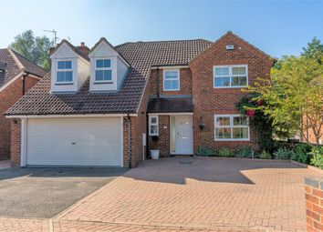 Thumbnail 5 bed detached house for sale in 11 Fountains Close, Willesborough Lees. Ashford, Kent