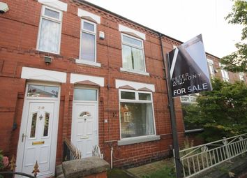 Thumbnail 2 bedroom terraced house for sale in Thorncliffe Grove, Levenshulme, Manchester