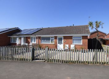 Thumbnail 2 bed bungalow for sale in Lime Close, Mead Vale, Weston-Super-Mare