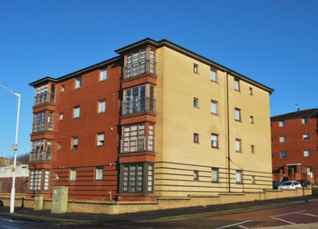 Thumbnail 2 bed flat to rent in Cairn Court, Motherwell