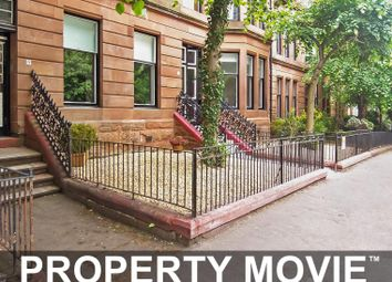 Thumbnail 3 bed flat for sale in Main Door Flat, 11 Clarence Drive, Hyndland, Glasgow