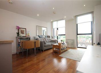 Thumbnail 1 bed flat to rent in Masons Avenue, Croydon