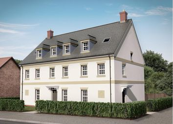 Thumbnail 3 bed mews house for sale in Birstall Meadow Road, Birstall, Leicester