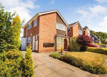 Thumbnail 3 bed link-detached house for sale in Hillside Avenue, Endon, Stoke-On-Trent