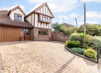Thumbnail 4 bed detached house for sale in Great Berry Lane, Langdon Hills, Essex