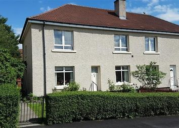Thumbnail 2 bedroom flat to rent in Kippford Street, Glasgow