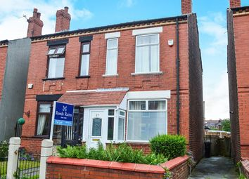 Thumbnail 2 bed semi-detached house to rent in Grenville Road, Hazel Grove, Stockport