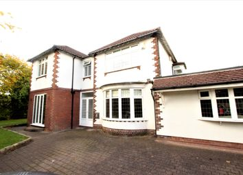 Thumbnail 5 bed detached house to rent in Bridge Lane, Bramhall, Stockport