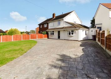 Thumbnail 3 bed semi-detached house for sale in John Street, Cannock, Staffordshire