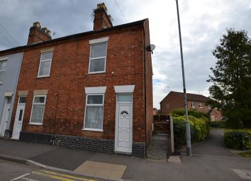 Thumbnail 3 bed end terrace house for sale in King Street, Sileby, Loughborough