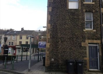 Thumbnail 1 bed flat to rent in Halifax Road, Todmorden