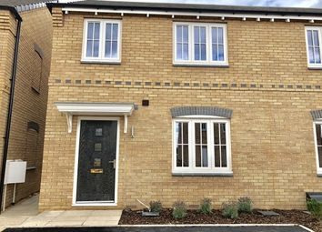 Thumbnail 3 bed town house to rent in Meridian Close, Nottingham