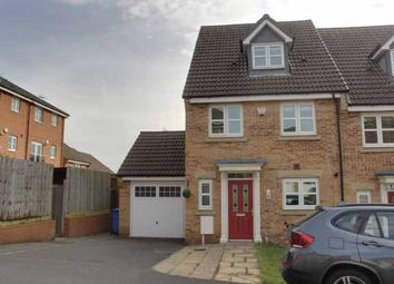 Thumbnail 4 bed terraced house for sale in Highfields Park Drive, Derby, Derbyshire