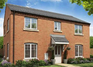 Thumbnail 4 bed detached house for sale in New Road, Hixon, Stafford