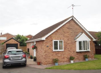 Thumbnail 2 bed bungalow for sale in Fell Croft, Farndon, Newark