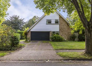 Thumbnail 4 bed detached house for sale in Church Meadow, Long Ditton, Surbiton